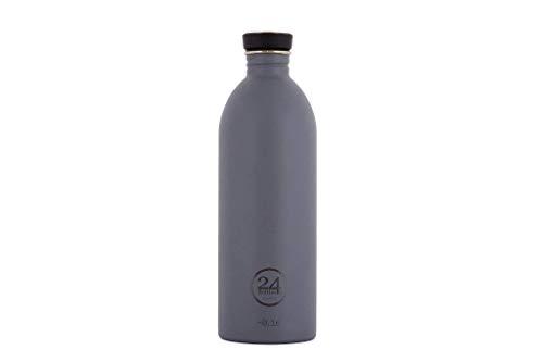 24Bottles Urban Trinkflasche Unisex - Erwachsene Formal Grey 1000 ml