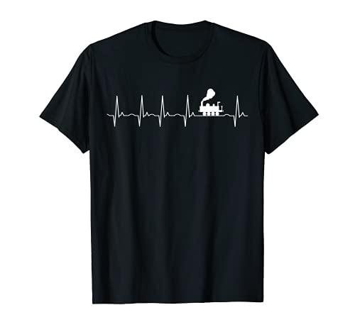 Eisenbahn Fan Shirt I Lok T-Shirt I Lokomotive