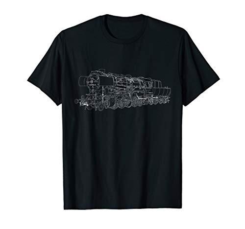Dampflok Baureihe 52 Vintage BR 52 T-Shirt