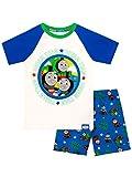 Thomas und seine Freunde Jungen Schlafanzug Thomas die kleine Lokomotive Blau 110