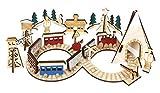 Adventskalender Eisenbahn
