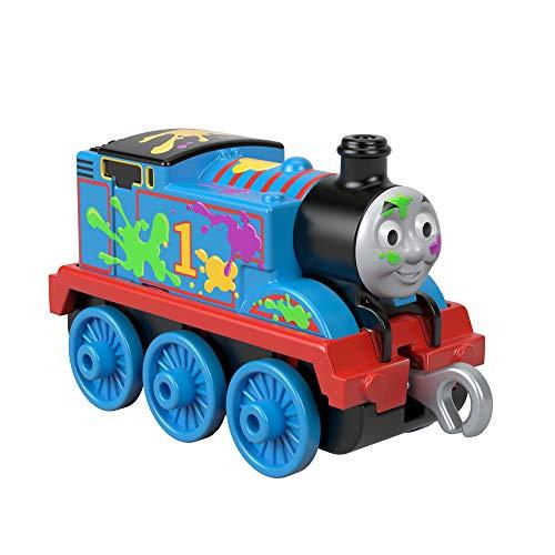 Mattel – GHK64 – Thomas & Friends – Trackmaster – Thomas – Lokomotive, nachziehbar