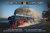 Deutsche Dampfloks - Mythos 01 - 4er-DVD-Box - Filmedition XXL