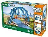 BRIO Bahn 33961 - Smart Tech Hebebrücke