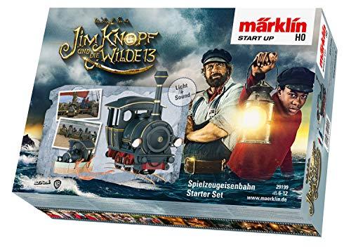 Märklin start up Maerklin 29199 H0 Startpackung Jim Knopf und die Wilde 13