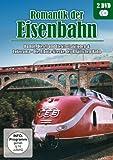 Romantik der Eisenbahn - Dampf, Diesel und Elektrotraktionen & Lokorama - Die Albula-Strecke der Rhätischen Bahn [2 DVDs]