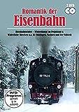 Romantik der Eisenbahn - Eisenbahnwinter, Winterdampf im Pegnitztal & Winterliche Strecken u.a. in Thüringen, Sachsen und der Schweiz [2 DVDs]