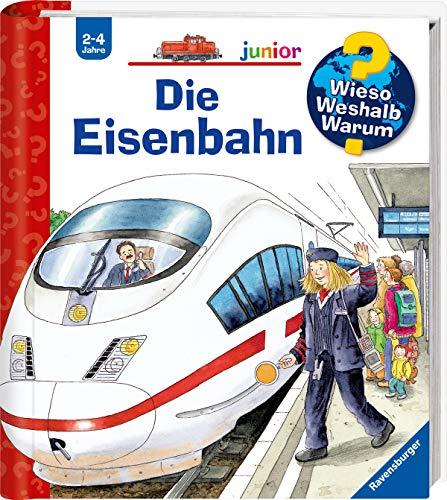 Wieso? Weshalb? Warum? junior: Die Eisenbahn (Band 9) (Wieso? Weshalb? Warum? junior, 9)