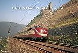 Eisenbahn-Nostalgie 2021 - Bild-Kalender 49,5x34 cm - Technik-Kalender - Lokomotive - Zug - Wand-Kalender - Alpha Edition