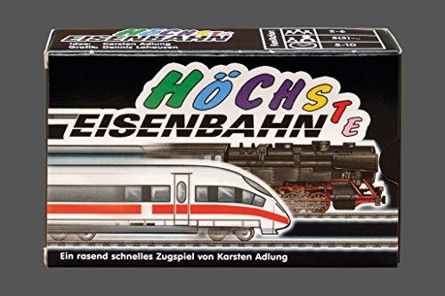 Adlung Spiele 1040 - Höchste Eisenbahn
