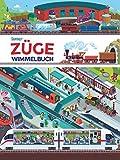 Züge Wimmelbuch: Kinderbücher ab 1 Jahr