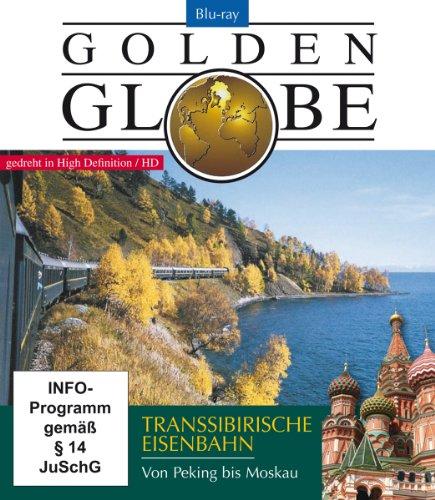 Transsibirische Eisenbahn - Golden Globe [Blu-ray]