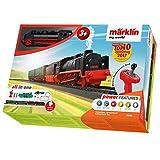 Märklin 29308 my world ‐ Startpackung Landwirtschaft Modelleisenbahn für Kinder ab 3 Jahre, mit Licht-und Dampfeffekten, mit Sound, batteriebetrieben, Spur H0