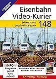 Eisenbahn Video-Kurier 148 - Schwerpunkt 30 Jahre ICE-Betrieb