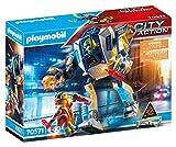 PLAYMOBIL City Action 70571 Polizei-Roboter: Spezialeinsatz, Für Kinder von 4 - 10 Jahre