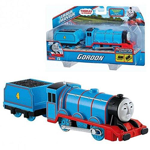 Gordon Lokomotive | Mattel BML09 | Trackmaster | Thomas & Seine Freunde