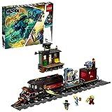 LEGO Hidden Side 70424 Geisterzug, Spielzeug für Kinder mit Augmented Reality Funktionen