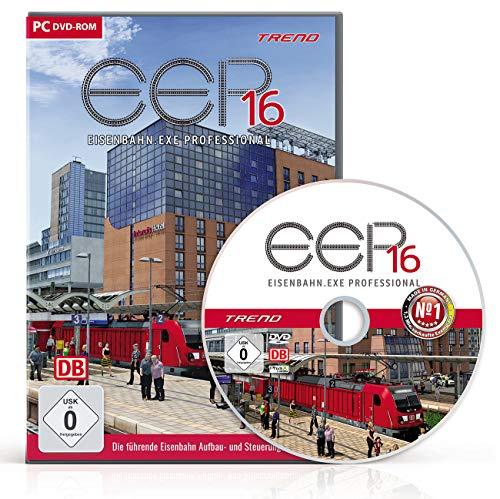 EEP 16 Expert Eisenbahn-Simulation, Modellbahn-Simulation, PC-Simulation