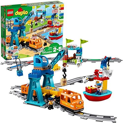 LEGO Duplo 10875 - Push & Go Güterzug (105 Teile) - 2018