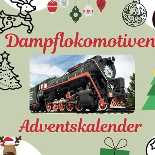 Dampflokomotiven: Adventskalender