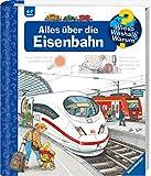 Wieso? Weshalb? Warum? Alles über die Eisenbahn (Band 8) (Wieso? Weshalb? Warum?, 8)