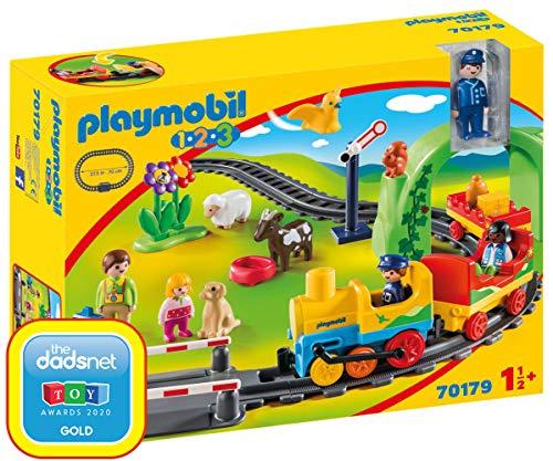 PLAYMOBIL 1.2.3 - 70179 Meine erste Eisenbahn, ab 1,5 Jahren