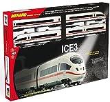 Mehano T742 Ice 3' Zug-Set, Weiß