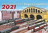Modellbahn-Impressionen 2021: Kalender 2021