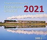 Eisenbahn-Galerie 2021: Kalender 2021