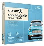 FRANZIS Trabant Adventskalender   In 24 Schritten zum Trabant 601 unterm Weihnachtsbaum   Ab 14 Jahren