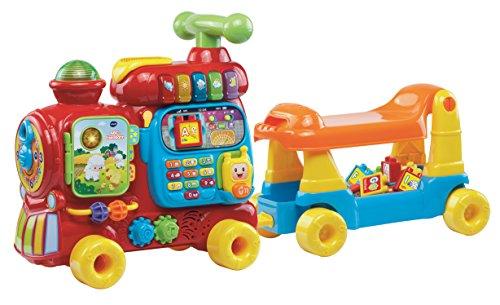 VTech Baby 80-181904 - Spielzeug - ABC-Eisenbahn