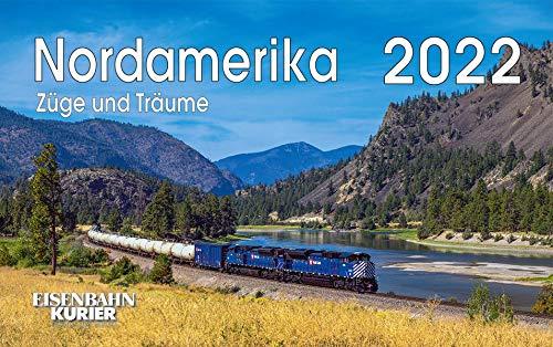 Nordamerika 2022: Züge und Träume