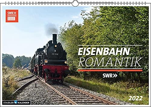 Eisenbahn-Romantik 2022: Der Kalender zur SWR Serie