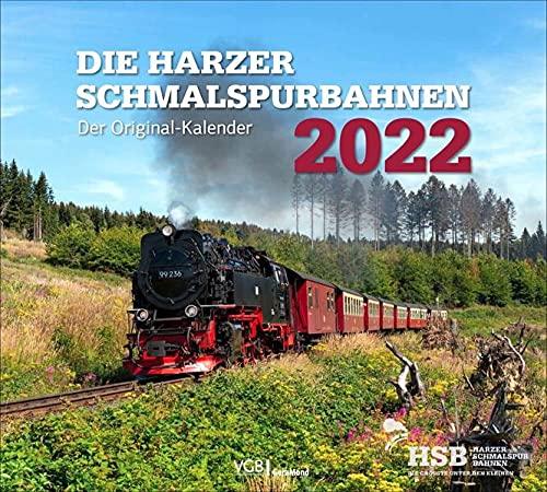 Die Harzer Schmalspurbahnen 2022