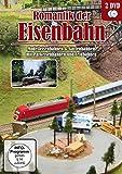 Romantik der Eisenbahn - Modelleisenbahnen & Gartenbahnen mit Parkeisenbahnen [2 DVDs]
