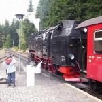 Urlaub im Harz: Die Urlaubsorte der Brockenbahn