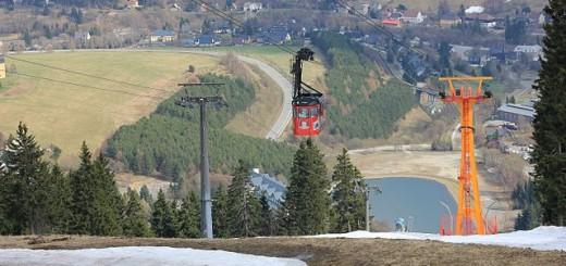 Fichtelberg-Schwebebahn-Oberwiesenthal