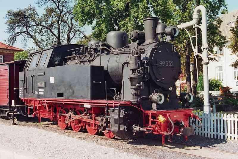 Molli-Museum Kühlungsborn