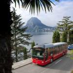 Bernina Express Bus Tirano-Lugano