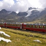 Bernina Express Sommer Engadin