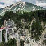 Top5-Bauten von Glacier & Bernina Express