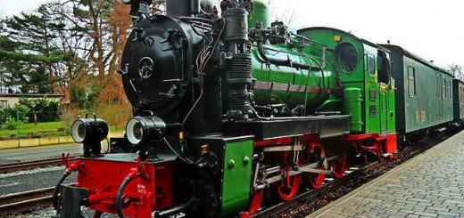 Rasender Roland: Schmalspurbahn auf der Insel Rügen
