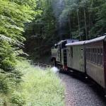 Zittauer Schmalspurbahn: Fahrt ins Zittauer Gebirge nach Oybin / Jonsdorf