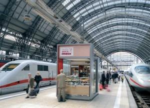 Deutsche Bahn: Frankfurt am Main Hbf