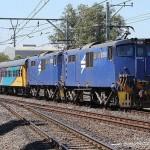 Kapspur - Schmalspurbahn-Spurweite in Südafrika - Rovos Rail