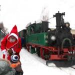 Lößnitzgrundbahn: Advent in Radebeul und Moritzburg