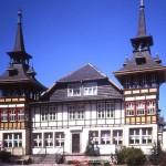 Alexisbad - Erholungsheim DDR Eisenbahn