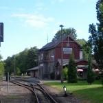Harzgerode - Bahnhof Selketalbahn - Urlaub Harz