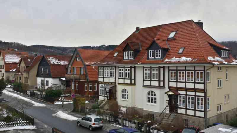 Wernigerode Fachwerkhaus