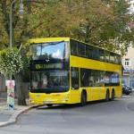 BVG-Fahrplanauskunft Bus Berlin